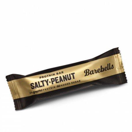 Barebells Barbells Protein Bars 55g x 12 12 bars Salty peanut 12 bars Salty peanut
