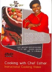 Preisvergleich Produktbild Cooking With Chef Esther [DVD] [Import]