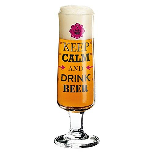 Ritzenhoff New Beer Design, Verre À Bière Avec Rond À Bière, 30 Cl, Automne 2014, Gabriel Weirich, 3220010