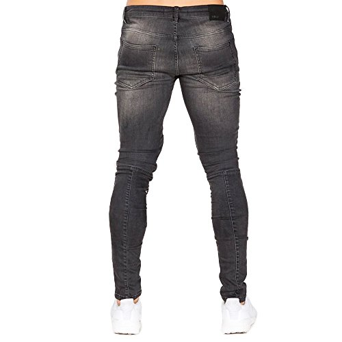 Bee Inspired BI Melo Black Wash Jean Grey