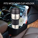 Opard Travel Mug Leakproof 350ml(12oz) Insulated Vacuum Stainless Steel 360°Drinking Lid Double Walled Coffee Mugs