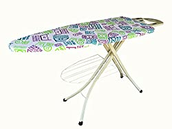 Synergy - Extra Large Ironing Board (Folding) with Iron Holder and Clothes Rack (SY-PT3)
