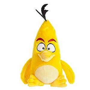 Innofit INN-311 Pájaro de Juguete Felpa Amarillo Juguete de Peluche - Juguetes de Peluche (Pájaro de Juguete, Amarillo, Angry Birds, Felpa, 1 Pieza(s))