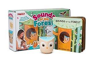 Halilit Sounds of The Forest - Juego de Libro y búho Musical