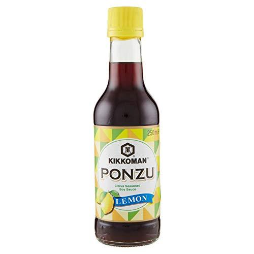Eurofood Salsa Ponzu, Soia e Limone - 250 gr