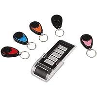Sonline 5 Buscador de Llaves con Alarma Acustica Key Finder con Sonido 40m