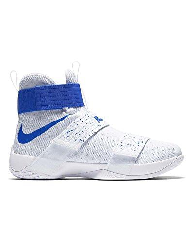 Nike 844374-164, Scarpe da Basket Uomo Bianco