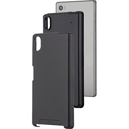 Case-Mate CM033724 Tough case für Sony Xperia Z5 - raffinierte, extrem robuste Hybrid-Schutzhülle - schwarz - Original Case-mate