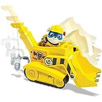Spin Master 6027648 - Paw Patrol Basic Vehicles - Rubble und Kran