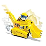 Spin Master 6027648 - Paw Patrol Basic Vehicles - Rubble und Kran medium image