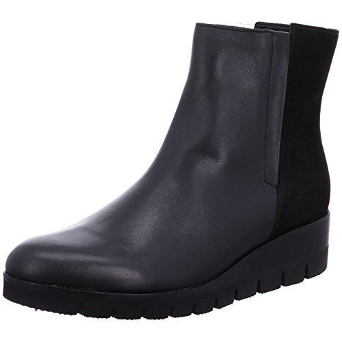 Gabor Damen Stiefelette Größe 38.5 EU Schwarz (schwarz)