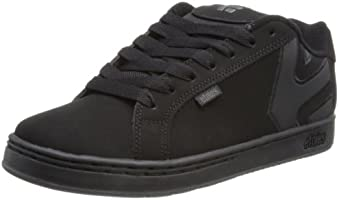Etnies Fader, Chaussures de skateboard homme, Noir (013 / Black Dirty Wash), 43 EU