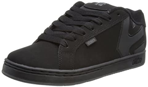 Etnies Fader, Men's Low-Top Trainers, Black/Dirty Wash, 9 UK (43 EU)
