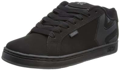 Etnies Fader, Chaussures de skateboard homme, Noir (013 / Black Dirty Wash), 37 EU (4 UK) (5 US)