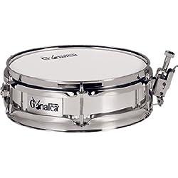 Gonalca Percusion - Caja Banda 35X8Cm C/Aros Metalicos Ref.04621, Gc0110 C. Plata Remo