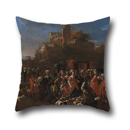 oil-painting-la-curea-cure-con-corte-regale-throw-pillow-covers-20-x-20-inches-50-by-50-cm-for-divan