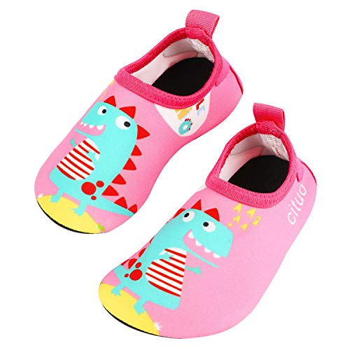 TAGVO Baby Boy Girl Water Shoes,...
