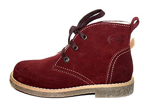 Juge-chaussures 82.6710 • bottines fille garçon &stieletten Rouge - Rot (port 1260)