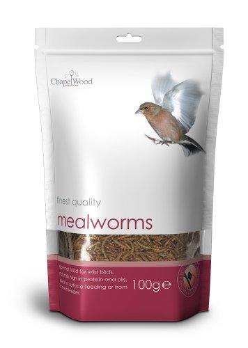Chapelwood Mehlwürmer, 100 g