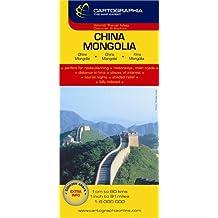 Carte Cartographia Chine, Mongolie