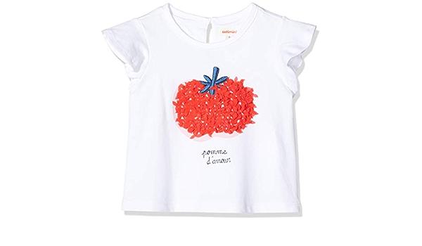 Shirt B/éb/é Fille 3 Pommes T