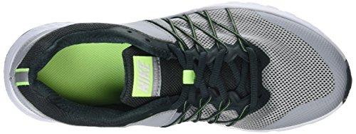 Nike 843836-008, Sneakers trail-running homme Gris (Wolf Grey/white-seaweed-ghost Green)