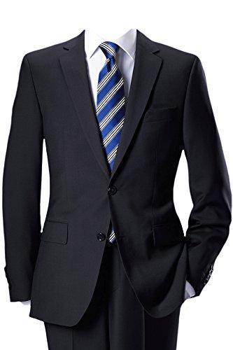 Pierre Cardin 2-Knopf-Anzug Paul Ryan nachtblau 52 (Anzug Wolle 2-knopf-italienischer)