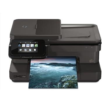 HP Photosmart 7520 - Impresora multifunción de tinta (B/N 14 PPM, color 10 PPM) (importado)