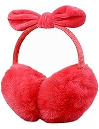 Sanwood femmes de mode lapin cache-oreilles d'oreille chaud d'hiver