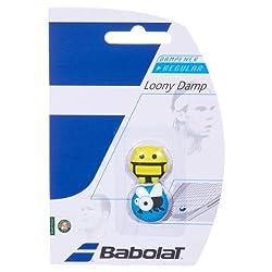Babolat 700027-134 Loony Damp X 2 Vibration Dampener, Boy's (Assorted)