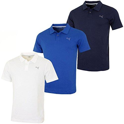 Puma Golf Mens Essential Cool Touch Golf Polo Shirt
