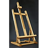 Quantum Art Beech Wood Table Easel 1040mm, 32-41.6 inch