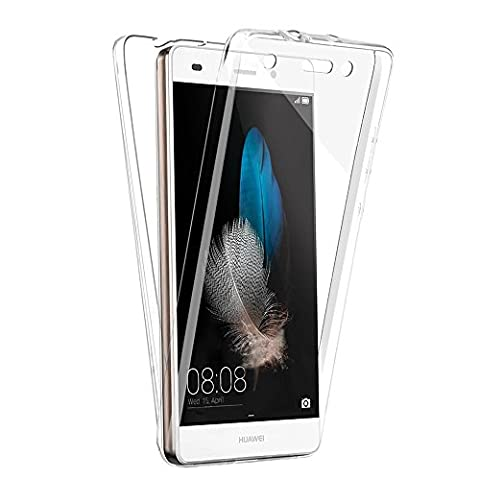 VCOMP® Coque Housse Silicone Gel TRANSPARENTE ultra mince 360° protection