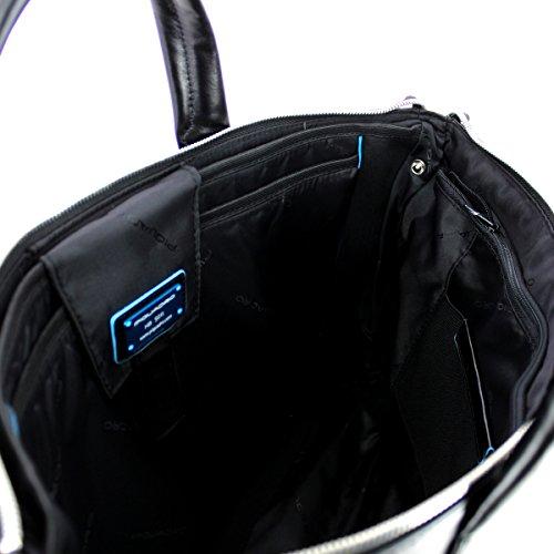 CARTELLA PIQUADRO BLUE SQUARE EXP PORTA PC/iPad®Air/Pro 9,7 CA4021B2 ROSSO NERO