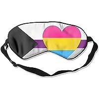 Demisexual Panromantische Schlafmaske, Motiv: Pride Flag preisvergleich bei billige-tabletten.eu