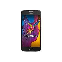 Motorola Moto G5S Smartphone (13,2 cm (5,2 Zoll), 3 GB RAM, 32 GB, Android) Grau