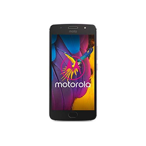 Motorola  G5S SIM doble 4G 32GB Gris - Smartphone (13,2 cm (5.2'), 32 GB, 16 MP, Android, 7.1 (Nougat), Gris)
