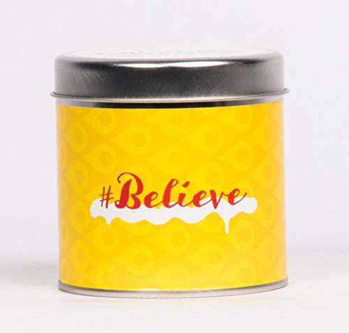 Basilikum Soja-kerze (Believe Duft candle- limone, Basilikum und Mandarine Duft)