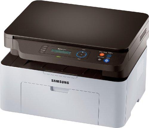Samsung Xpress M2070 Multifunzione Laser, Bianco/Nero