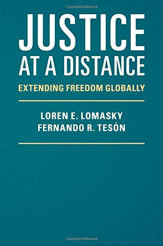 Justice at a Distance