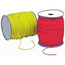 Relags 200meter Rotolo corda, Unisex, 560413, bianco, 6 mm x 200 m