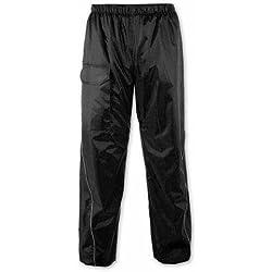 A-pro resistente al agua Pantalones de moto Touring Unisex Uno aetze Negro 3X l