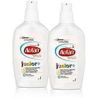 Autan Mückenschutz junior Gel 100ml - keine Duftstoffe, Farbstoffe, Konservierungsmittel (2er Pack) preisvergleich bei billige-tabletten.eu