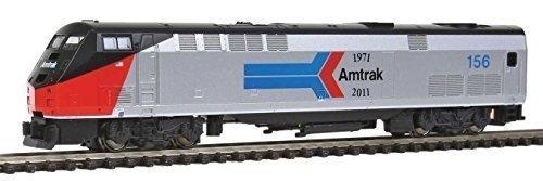 Spur N - Kato Diesellok P42 Genesis Amtrak Digital