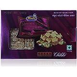 Nutritius Mintu Mawa Malai Chikki - Cashew & Peanuts, 125g (Pack of 6) - Regular Pack