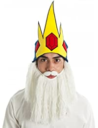 Adventure Time Ice King With Beard Beanie