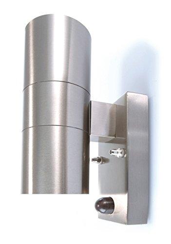 Deko-Light Wandaufbauleuchte, Zilly Up & Down, 220-240 V AC/50-60 Hz, GU10, 35,00 W 730029