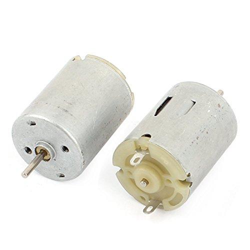 sourcingmapr-dc-3-9v-14400-rpm-cilindro-forma-micro-motore-2mm-diametro-albero-2-pezzi