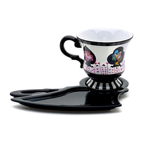 Alice im Wunderland, Tasse und -