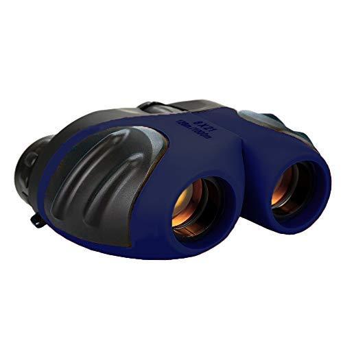 Boys Toys 3-12, Compact Fernglas für Kinder Teen Boys Geschenke Blau TG011